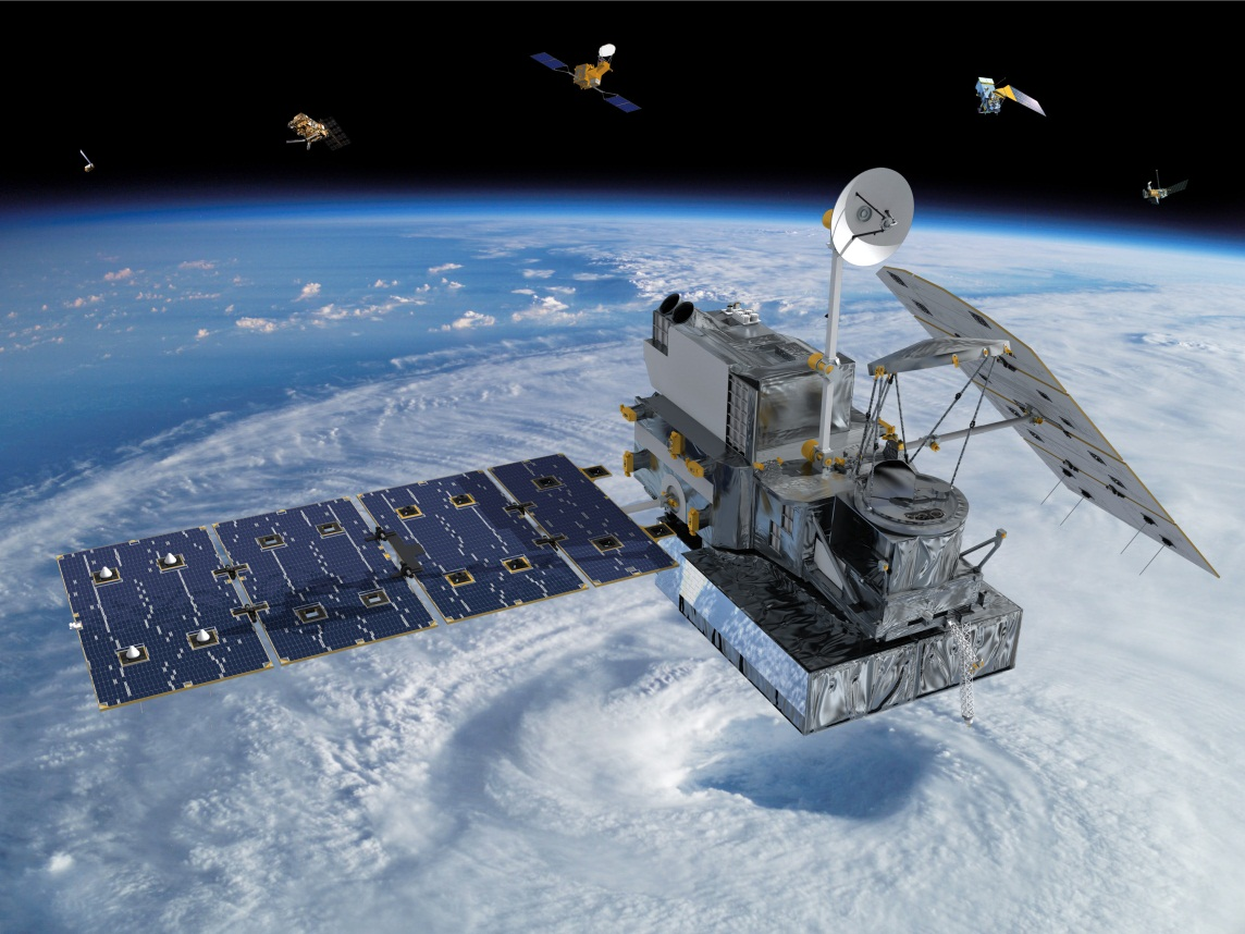Cloud Satellite