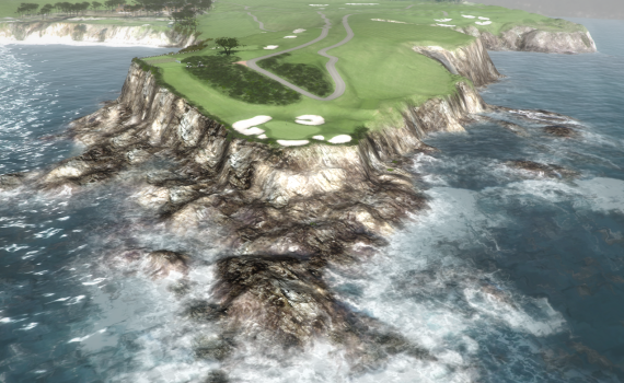 3D Geospatial Gaming – H20 and Atmospheric FX